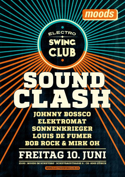 Electro Swing Soundclash im Moods