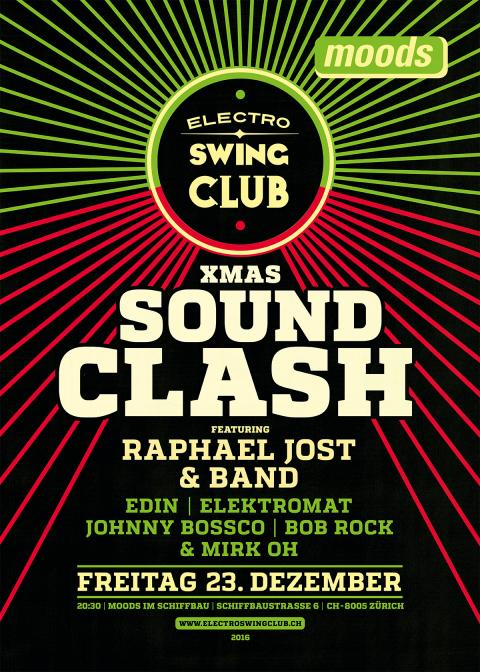 Electro Swing Christmas Soundclash