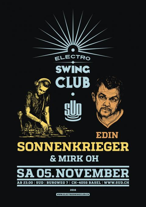 Electro Swing Club im SUD